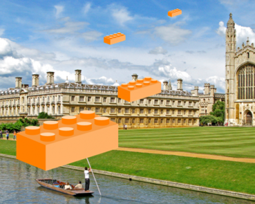 Lego Cambridge Picture