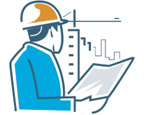 construction outline image